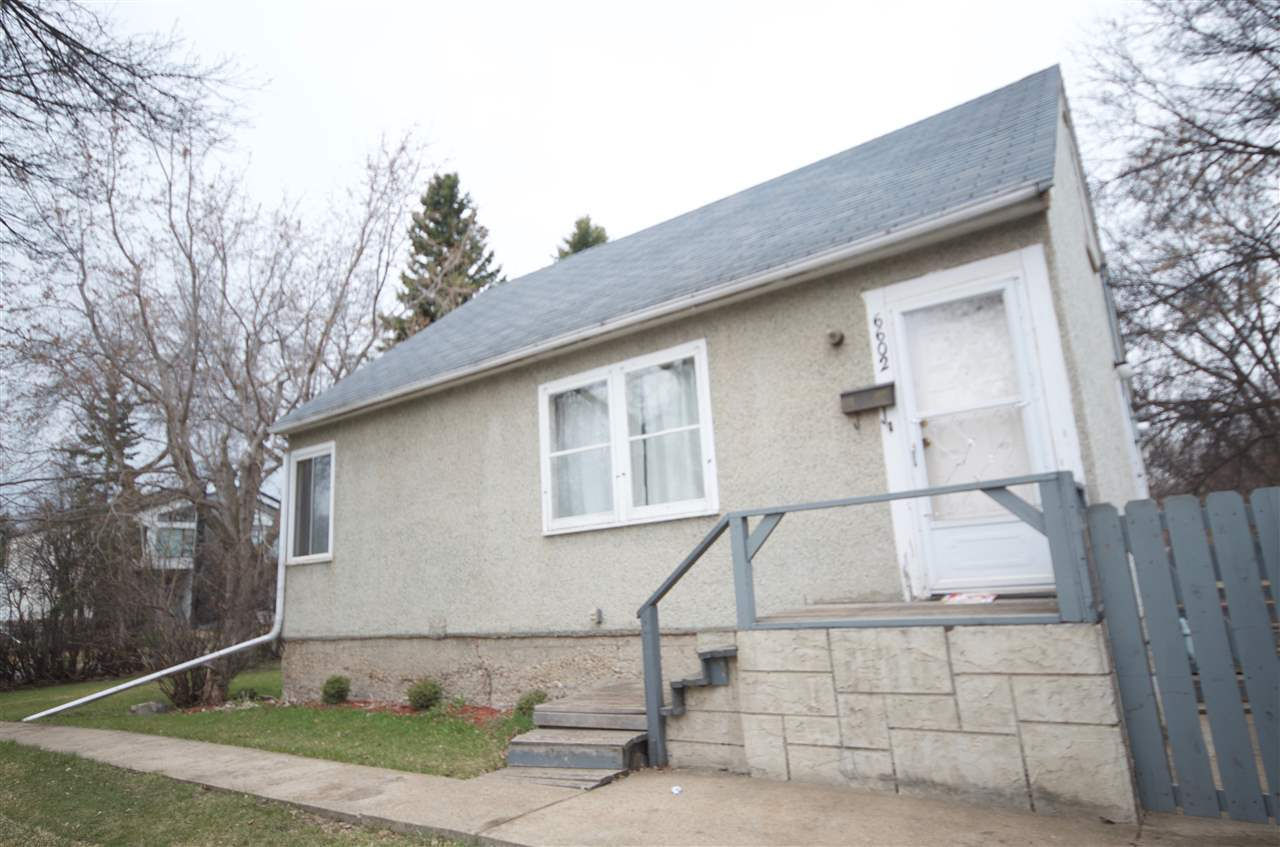 MLS® listing #E4155857 for sale located at 6602 107 Street