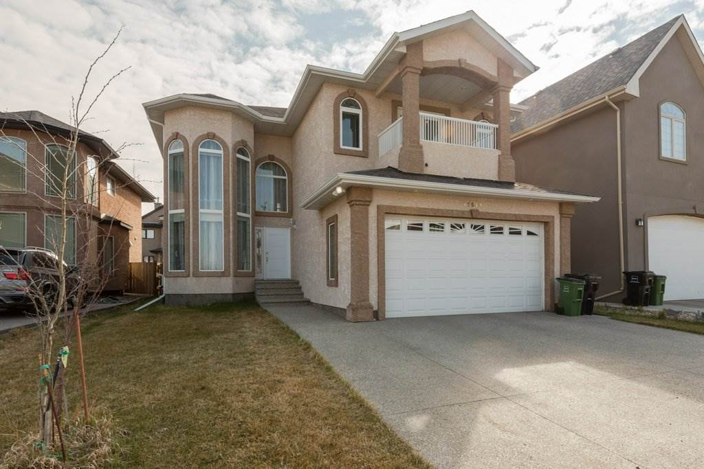 MLS® listing #E4155865 for sale located at 17519 110 Street