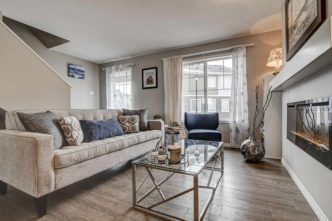 MLS® listing #E4155872 for sale located at 31 7385 Edgemont Way NW