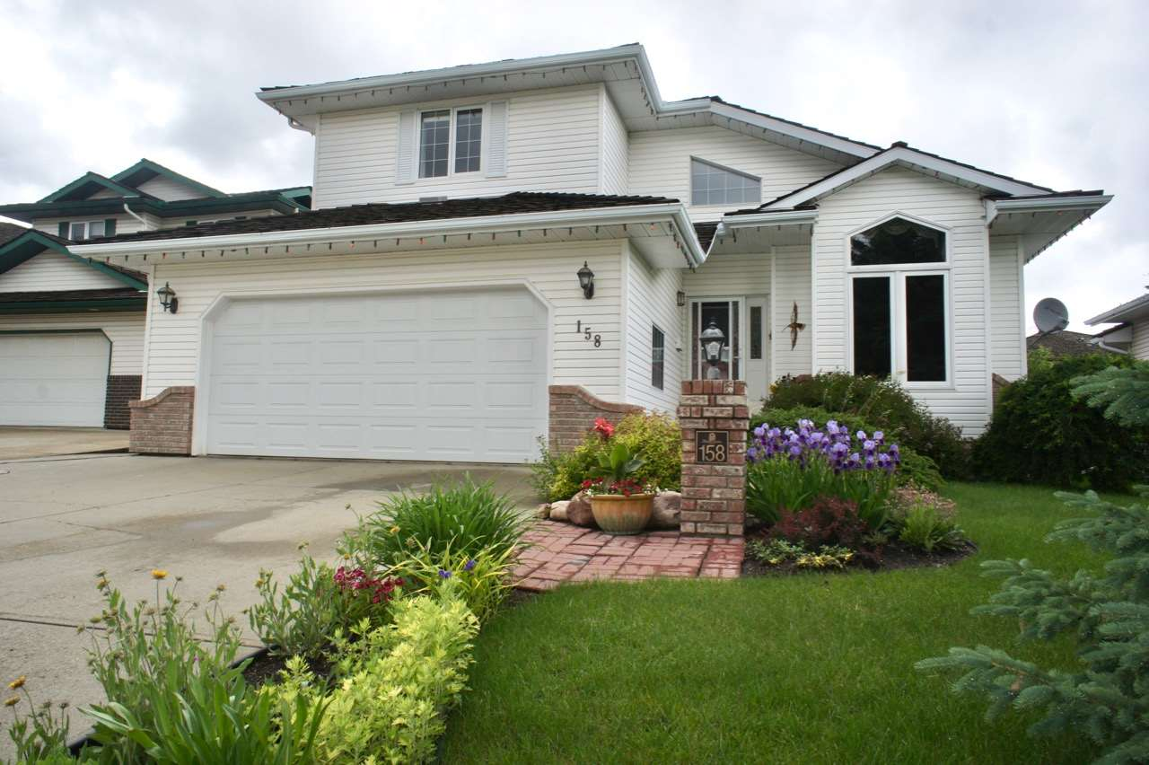 MLS® listing #E4155876 for sale located at 158 NORWICH Crescent