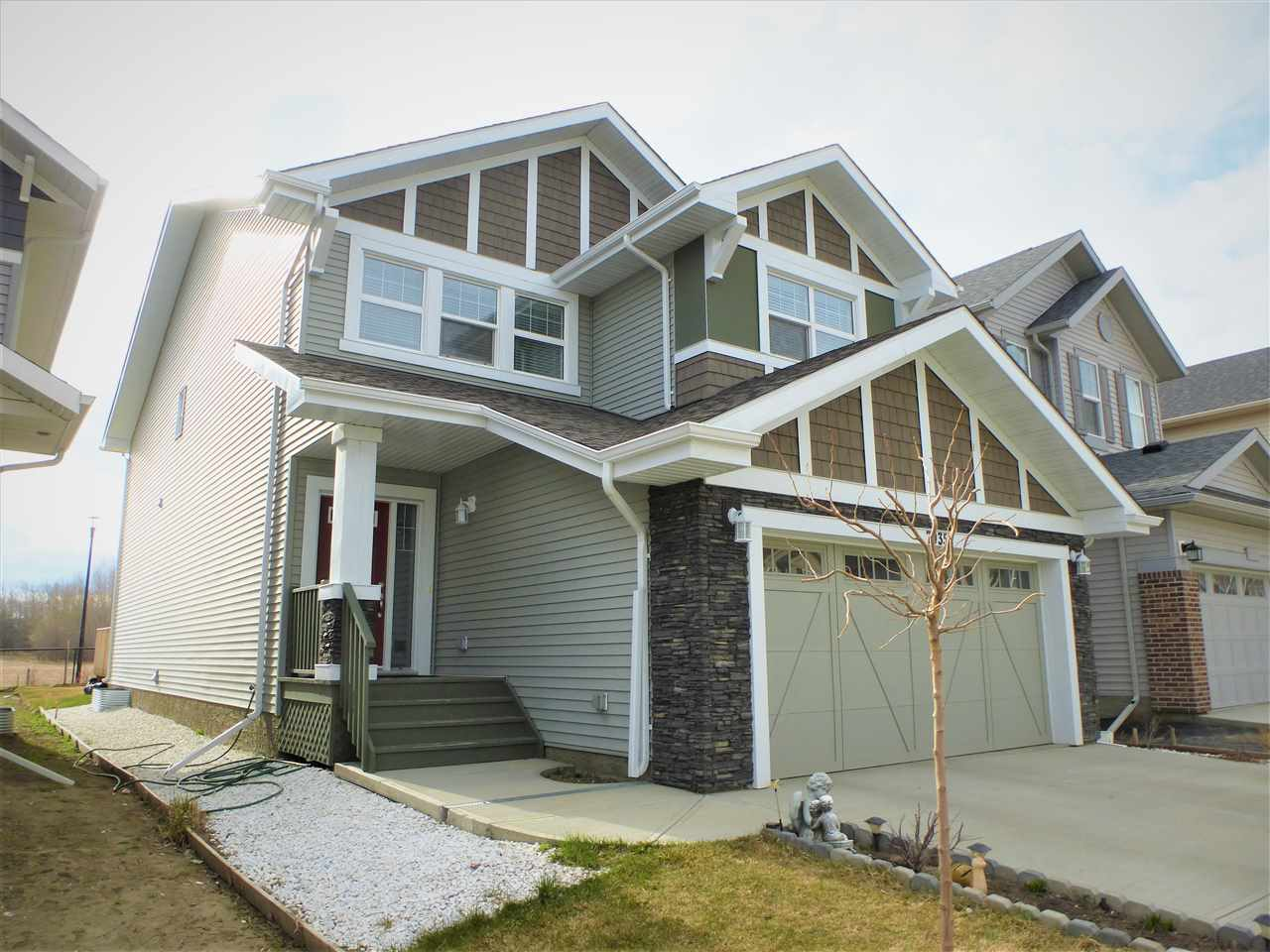MLS® listing #E4155900 for sale located at 7935 ERASMUS Crescent NW