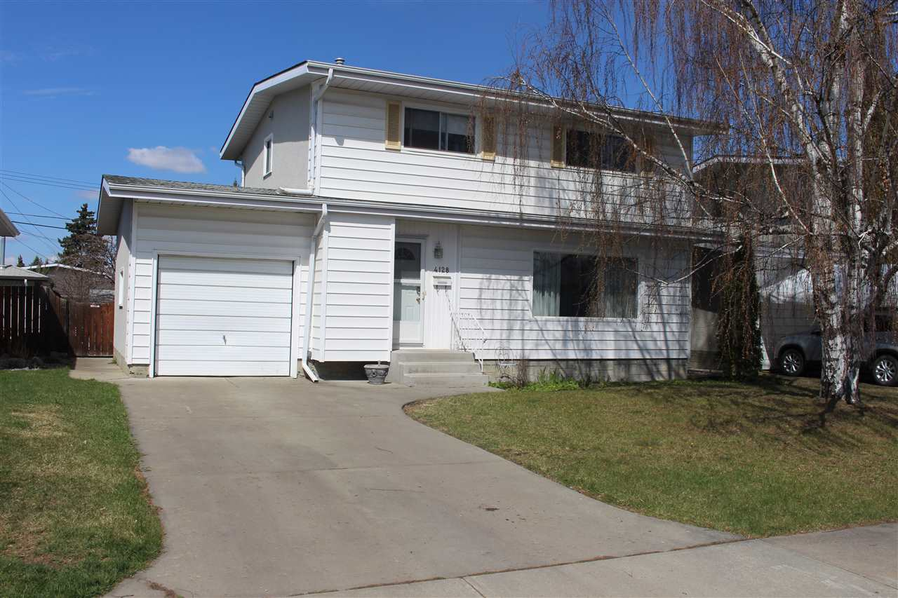 MLS® listing #E4155917 for sale located at 4128 113 Street