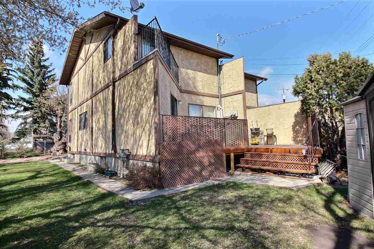 MLS® listing #E4155919 for sale located at 12623 & 12625 68 Street