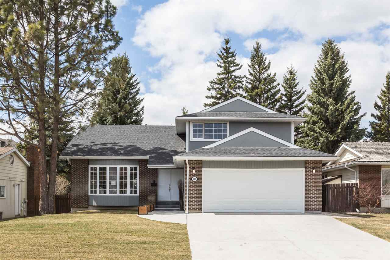 MLS® listing #E4155934 for sale located at 107 WESTRIDGE Road