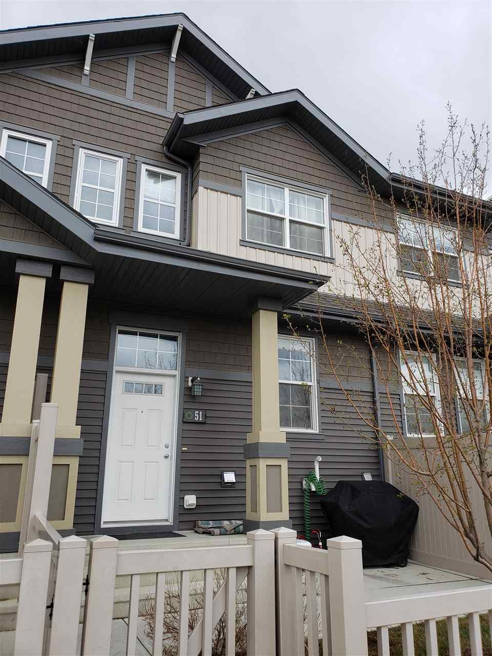 MLS® listing #E4155968 for sale located at 51 4029 ORCHARDS Drive