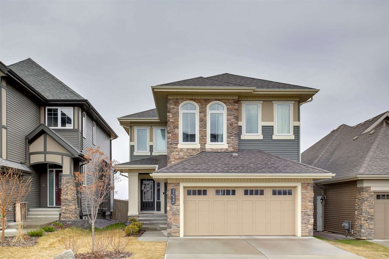 MLS® listing #E4155976 for sale located at 3758 KIDD Crescent