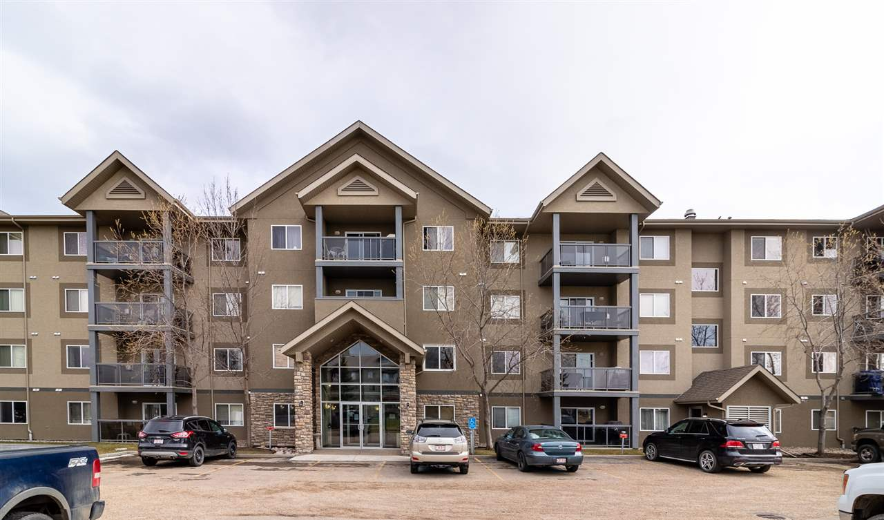 MLS® listing #E4155977 for sale located at 408 279 SUDER GREENS Drive