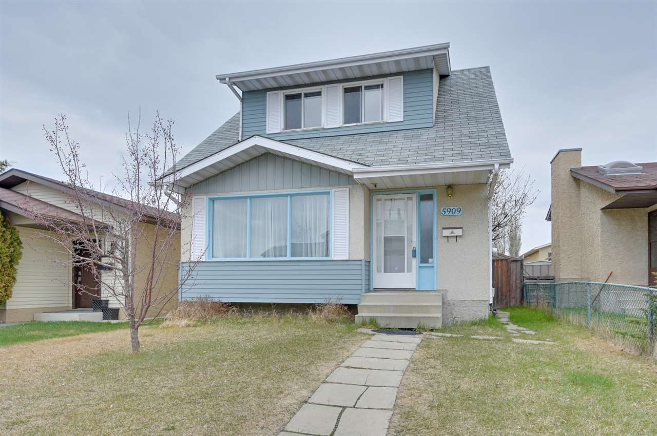 MLS® listing #E4155995 for sale located at 5909 188 Street