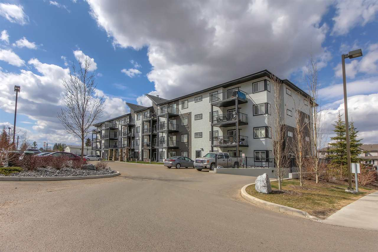 MLS® listing #E4155996 for sale located at 215 3357 16A Avenue