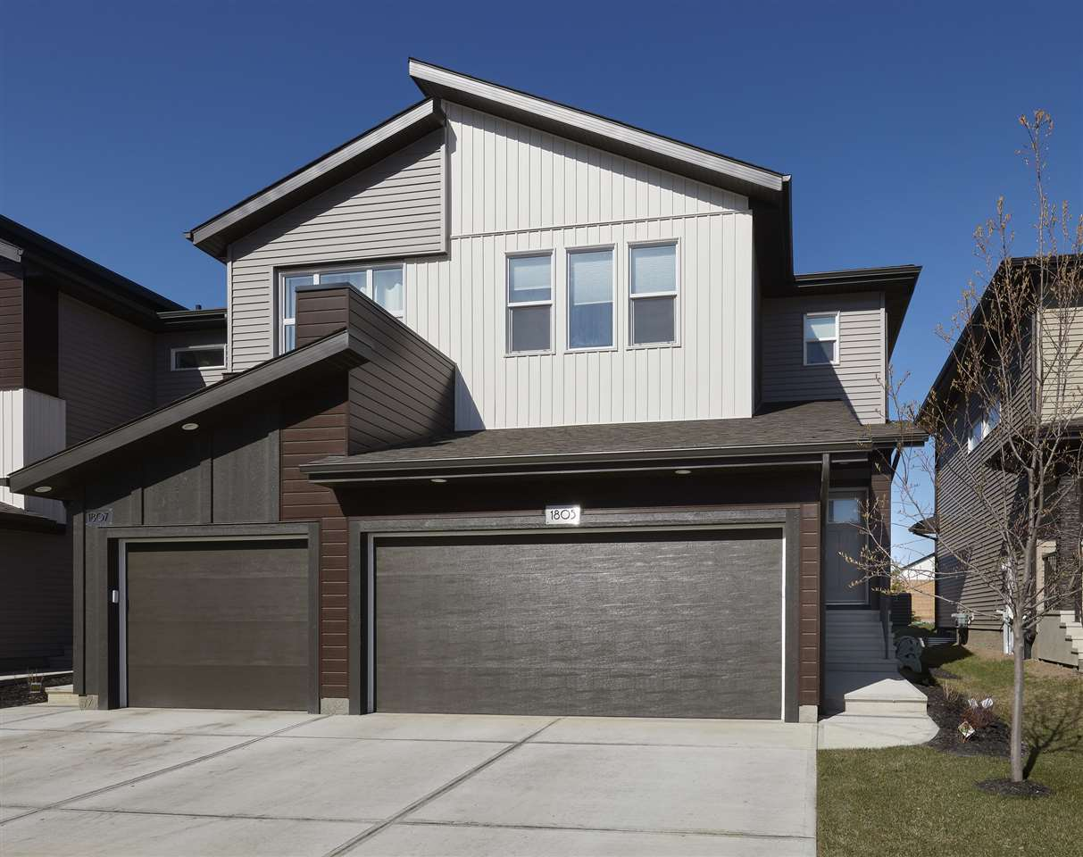 MLS® listing #E4156021 for sale located at 1805 KEENE Crescent