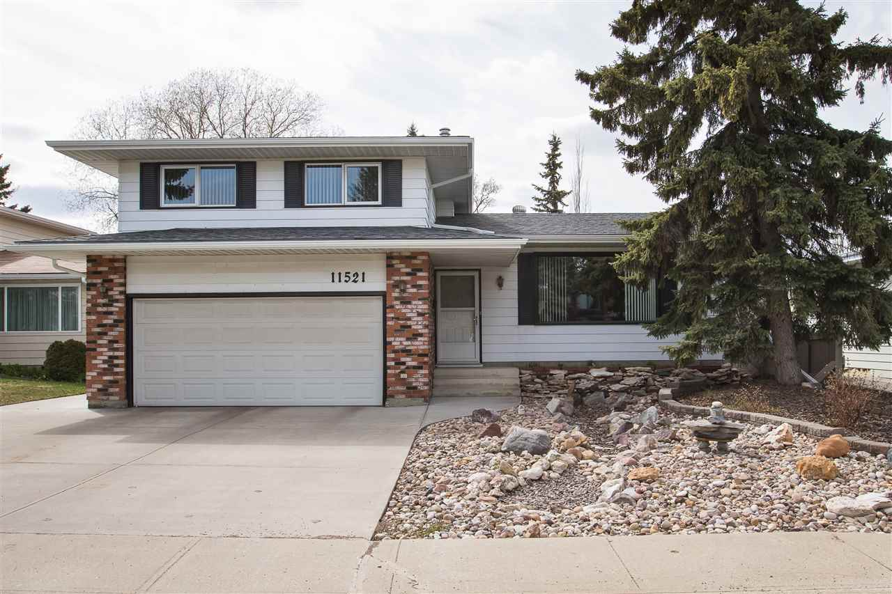 MLS® listing #E4156035 for sale located at 11521 33a Avenue