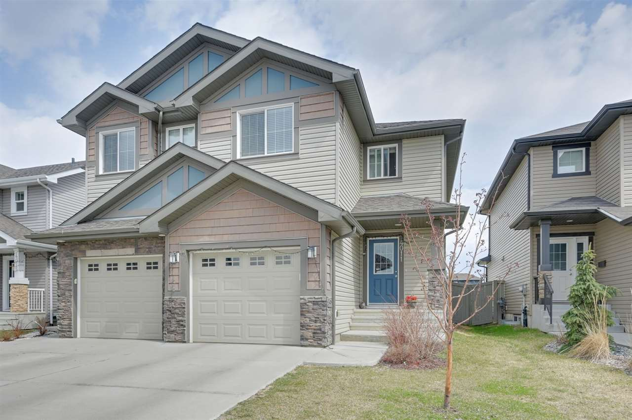 MLS® listing #E4156042 for sale located at 4011 6 Street