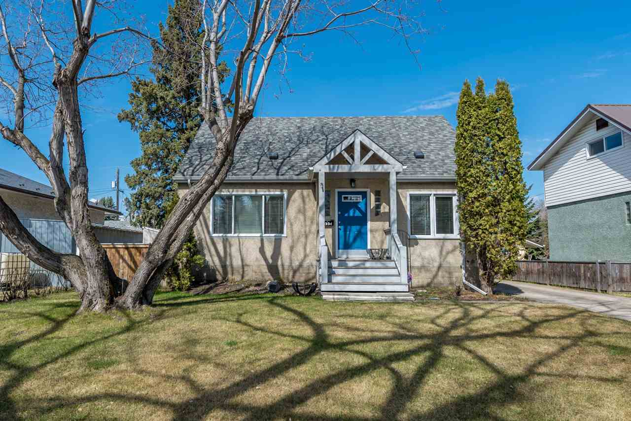 MLS® listing #E4156053 for sale located at 9554 83 Street