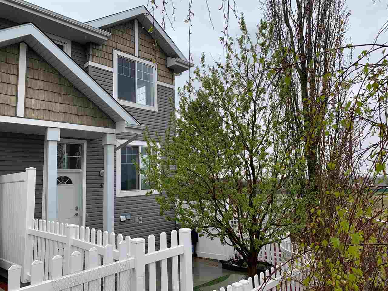 MLS® listing #E4156087 for sale located at 43 3075 TRELLE Crescent