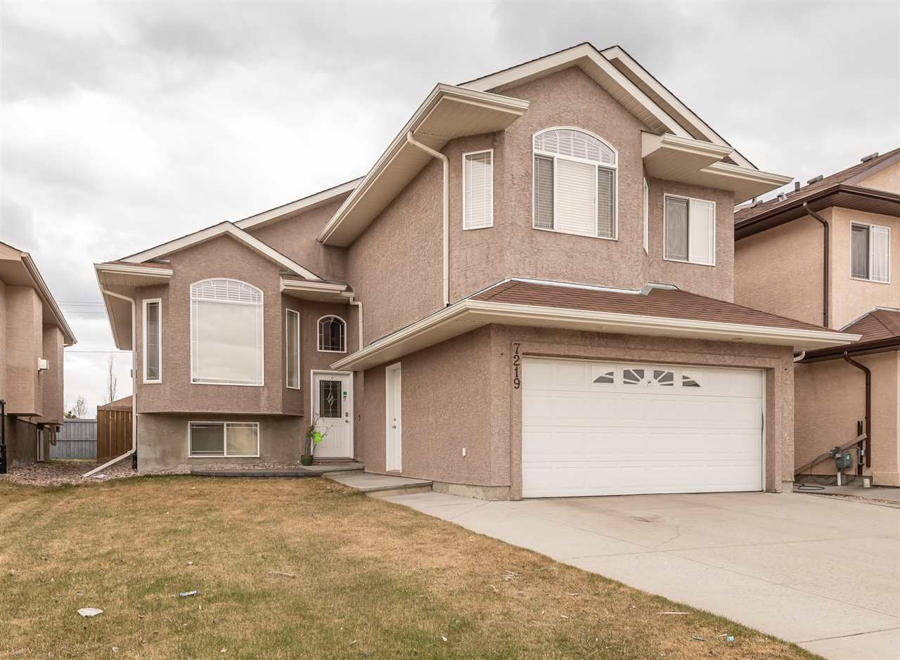 MLS® listing #E4156092 for sale located at 7219 168 Avenue