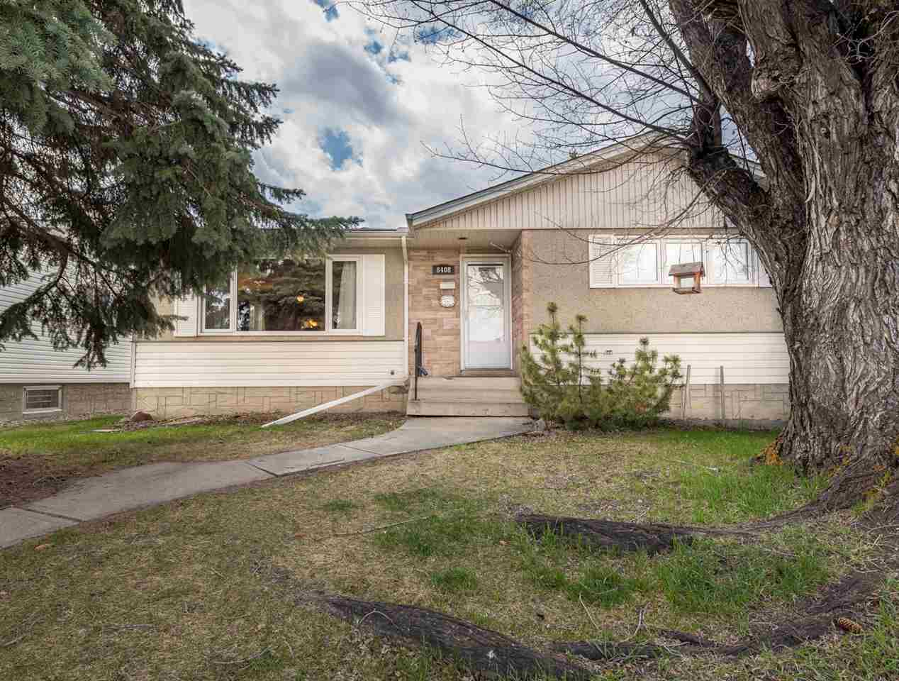 MLS® listing #E4156127 for sale located at 8408 71 Street