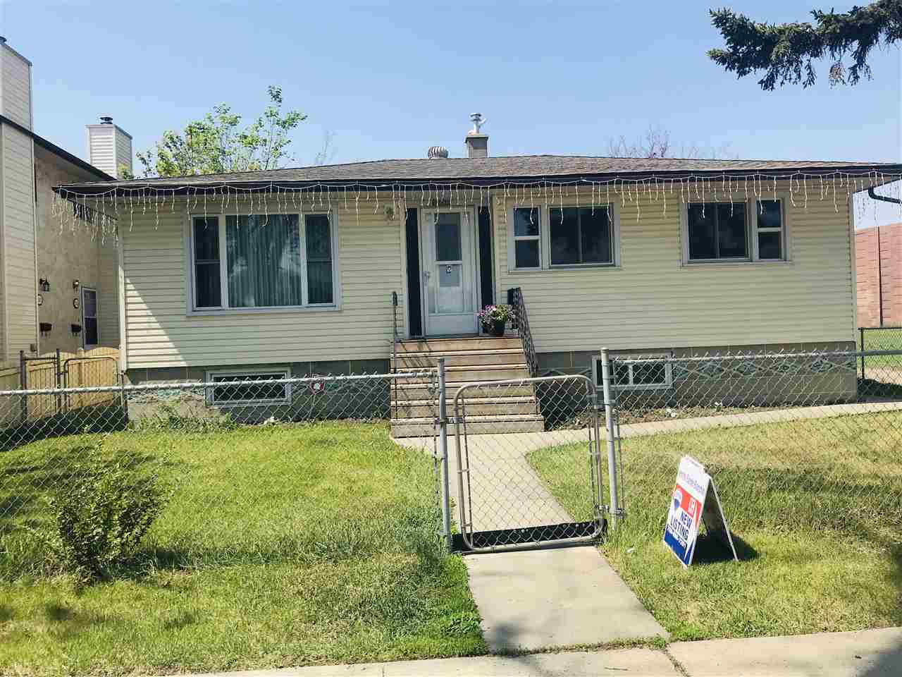 MLS® listing #E4156131 for sale located at 12434 85 Street