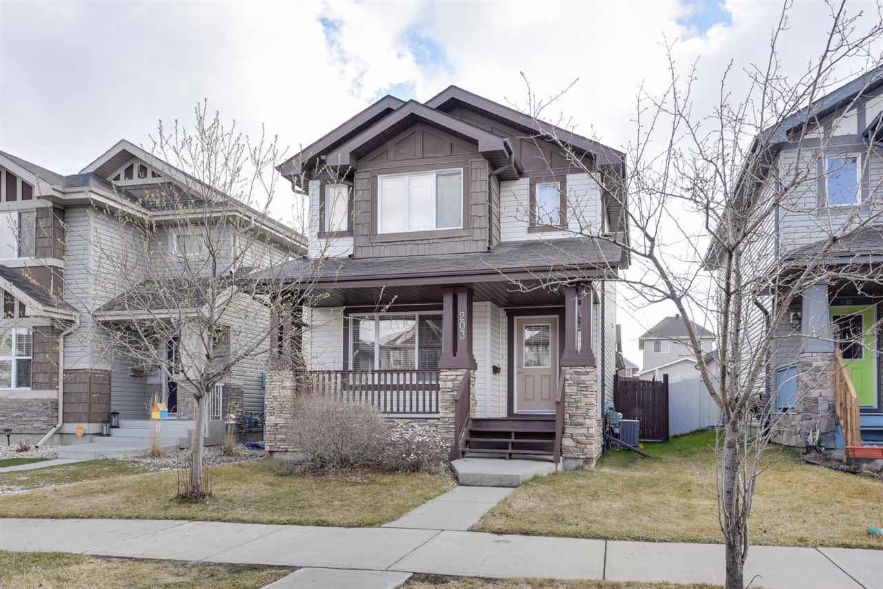 MLS® listing #E4156190 for sale located at 203 59 Street