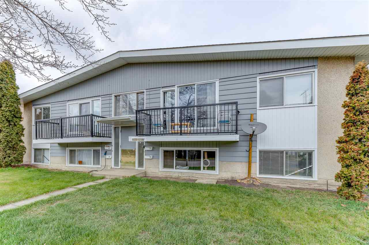 MLS® listing #E4156191 for sale located at 6920 127 Avenue