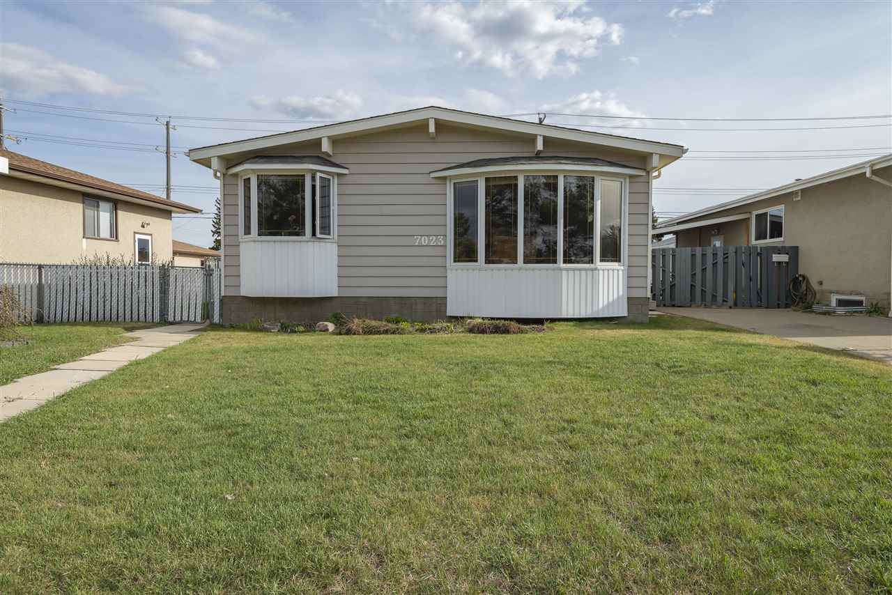 MLS® listing #E4156195 for sale located at 7023 137 Avenue