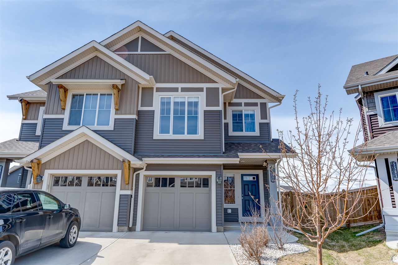 MLS® listing #E4156199 for sale located at 5507 CRABAPPLE Loop