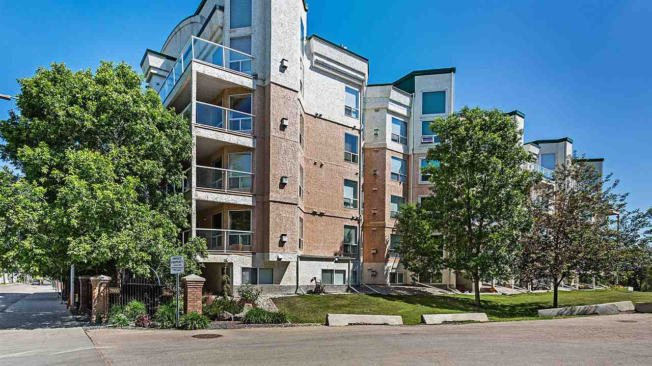 MLS® listing #E4156200 for sale located at 508 7905 96 Street