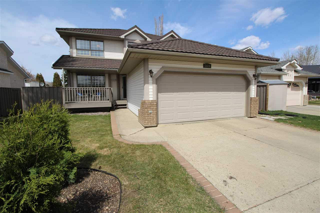 MLS® listing #E4156205 for sale located at 1028 POTTER GREENS Drive