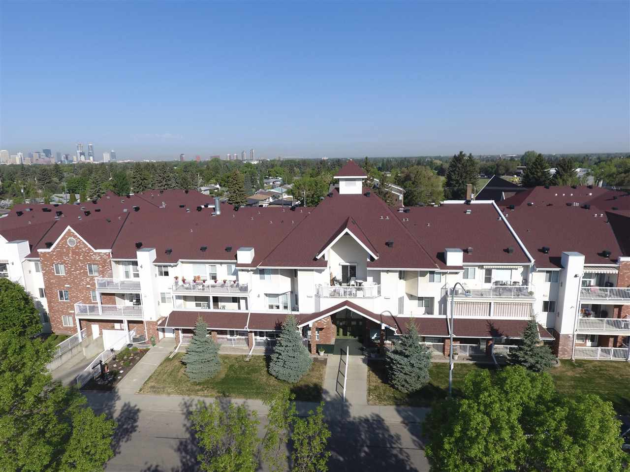 MLS® listing #E4156220 for sale located at 112 6220 FULTON Road