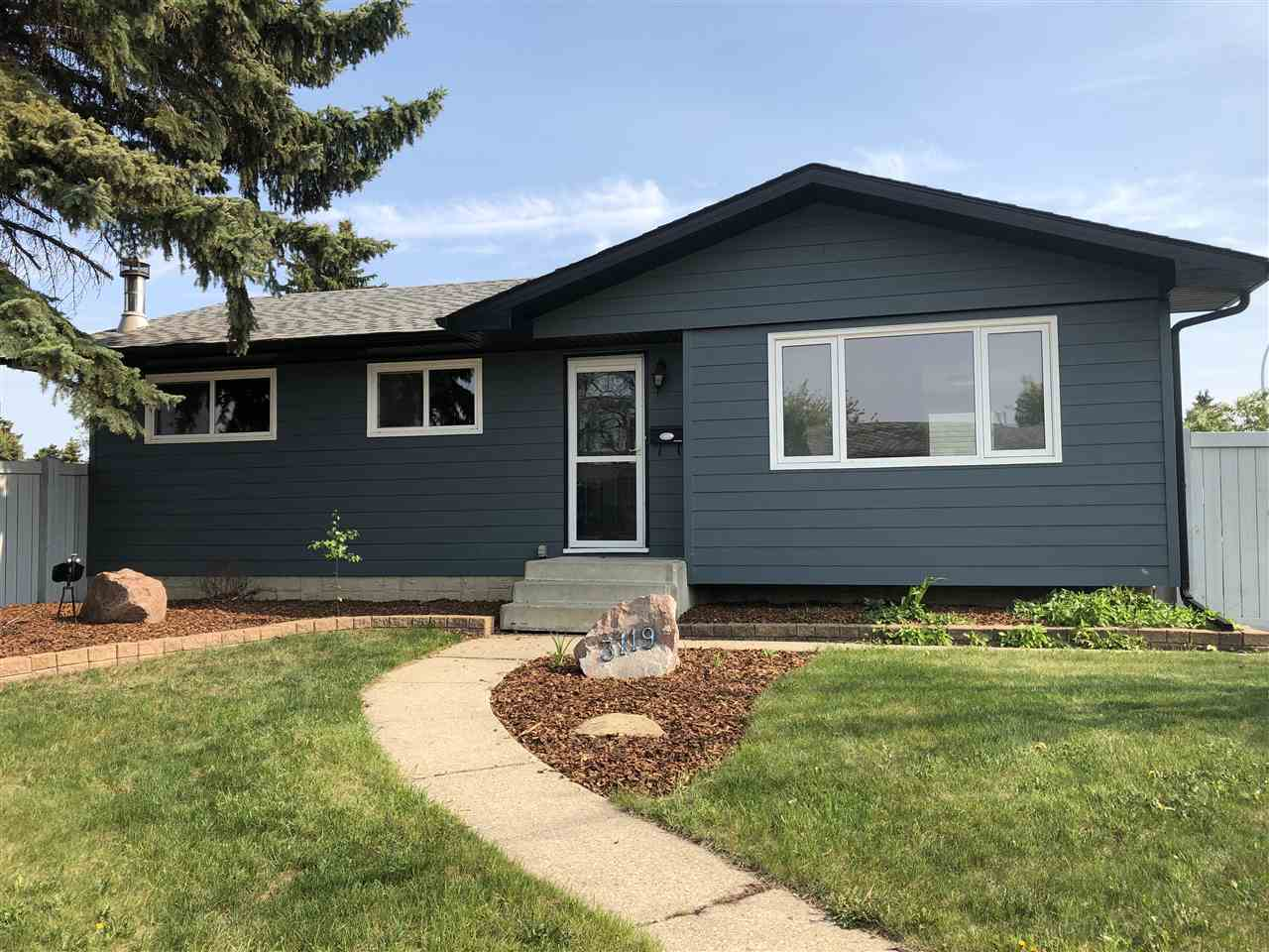 MLS® listing #E4156225 for sale located at 3119 110 Avenue