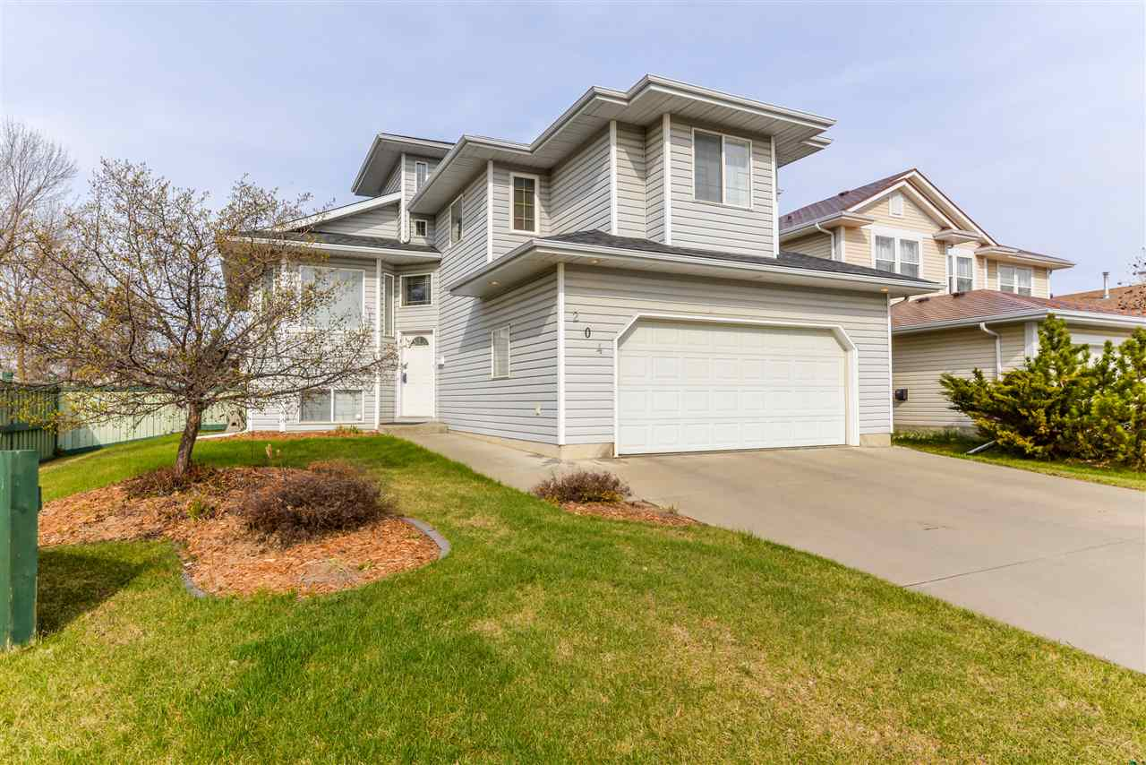 MLS® listing #E4156236 for sale located at 204 PETER Close