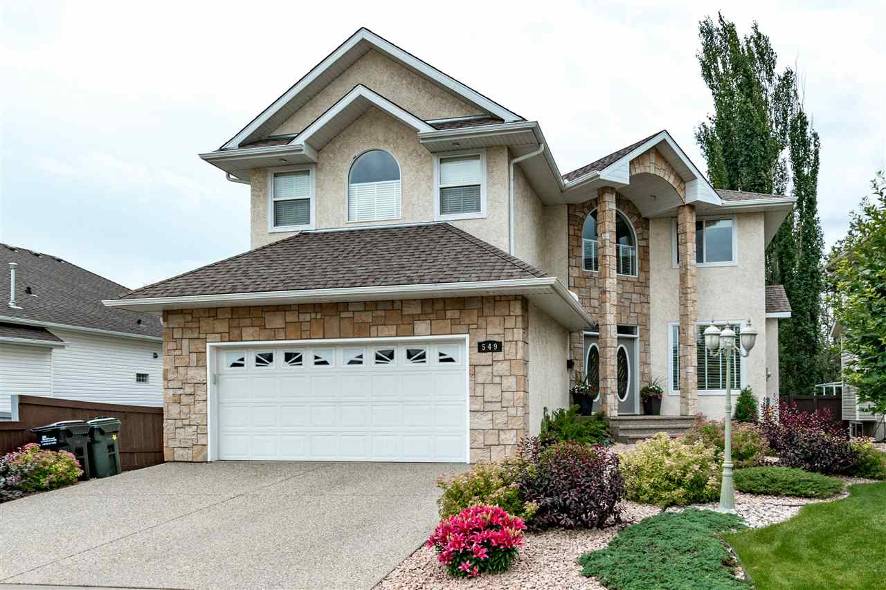 MLS® listing #E4156245 for sale located at 549 HIGHLAND Drive