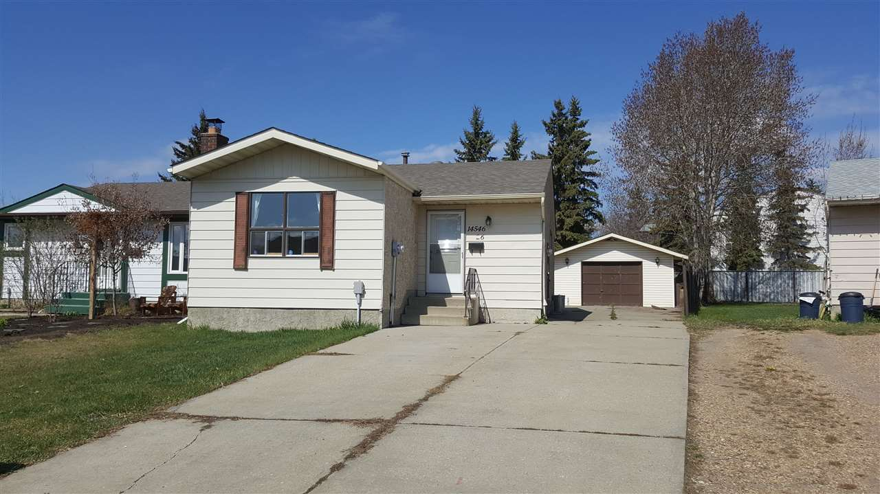 MLS® listing #E4156254 for sale located at 14546 26 Street