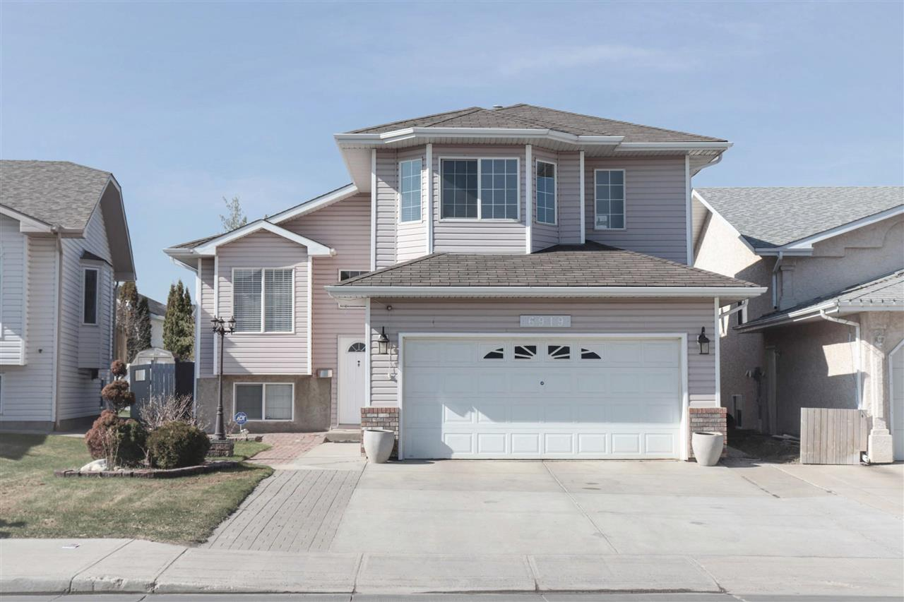 MLS® listing #E4156262 for sale located at 6919 158 Avenue