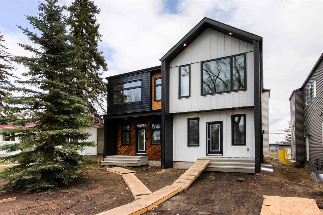 MLS® listing #E4156296 for sale located at 11335 122 Street