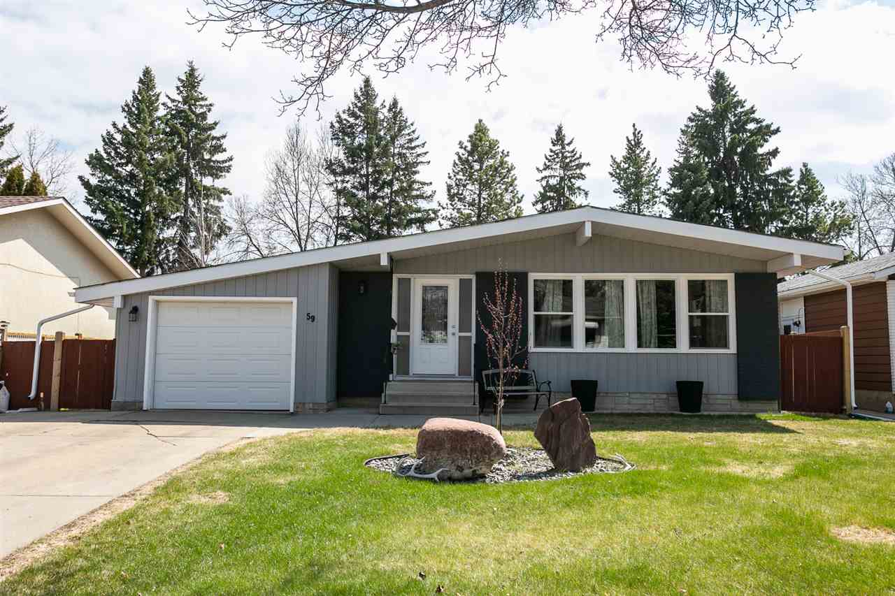 MLS® listing #E4156306 for sale located at 59 LAMBERT Crescent