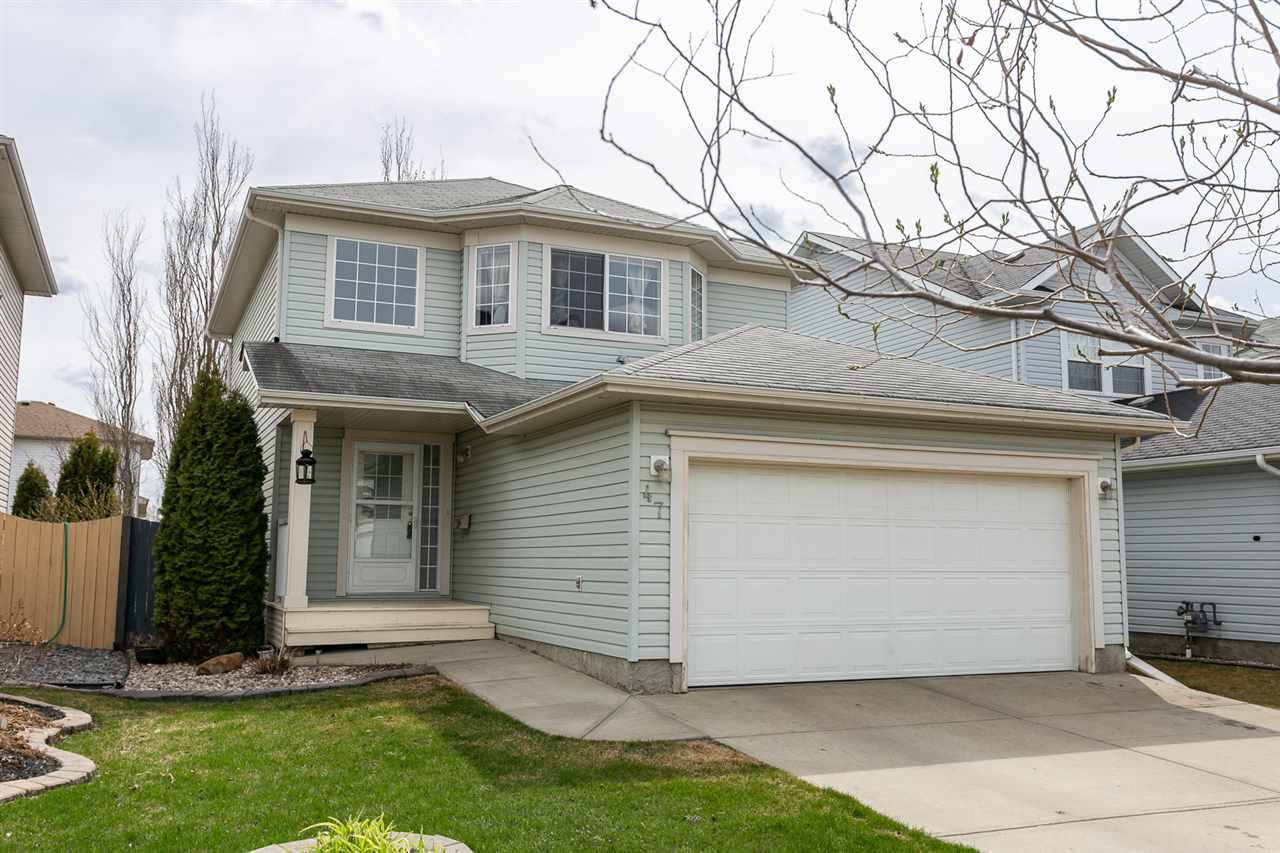 MLS® listing #E4156308 for sale located at 47 DOUCETTE Place