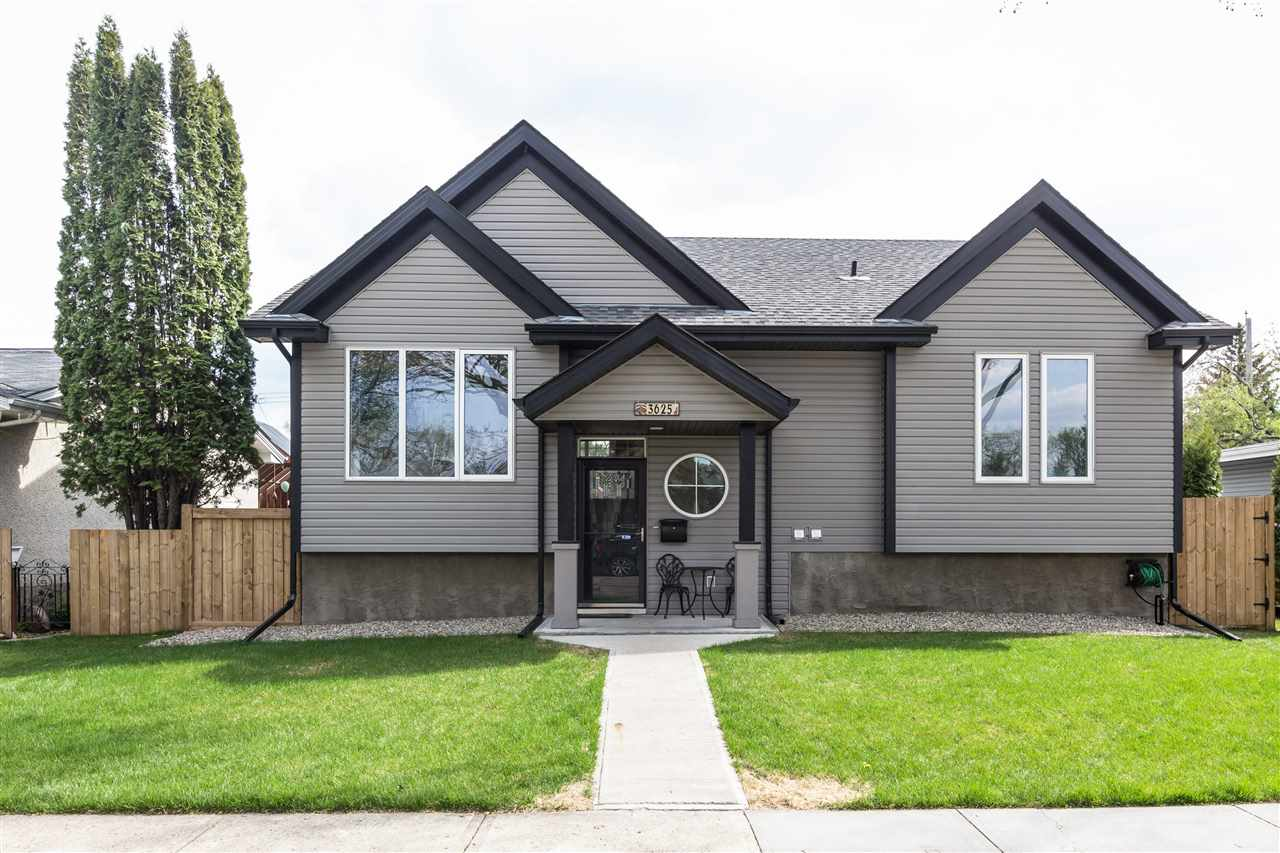 MLS® listing #E4156317 for sale located at 3625 113 Avenue NW
