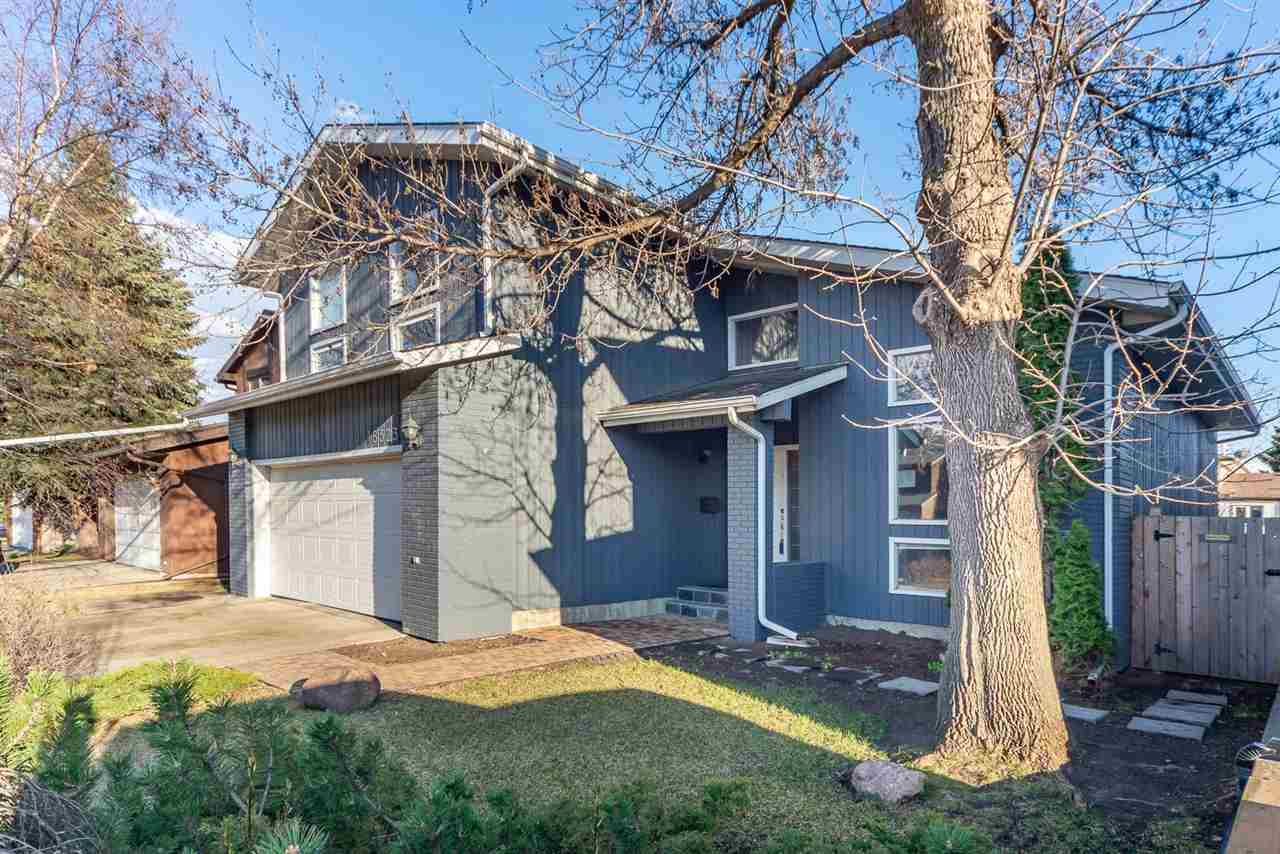 MLS® listing #E4156321 for sale located at 18323 78 Avenue