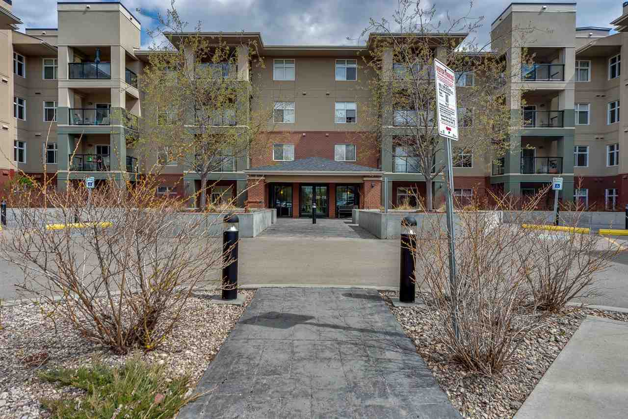 MLS® listing #E4156322 for sale located at 420 7909 71 Street