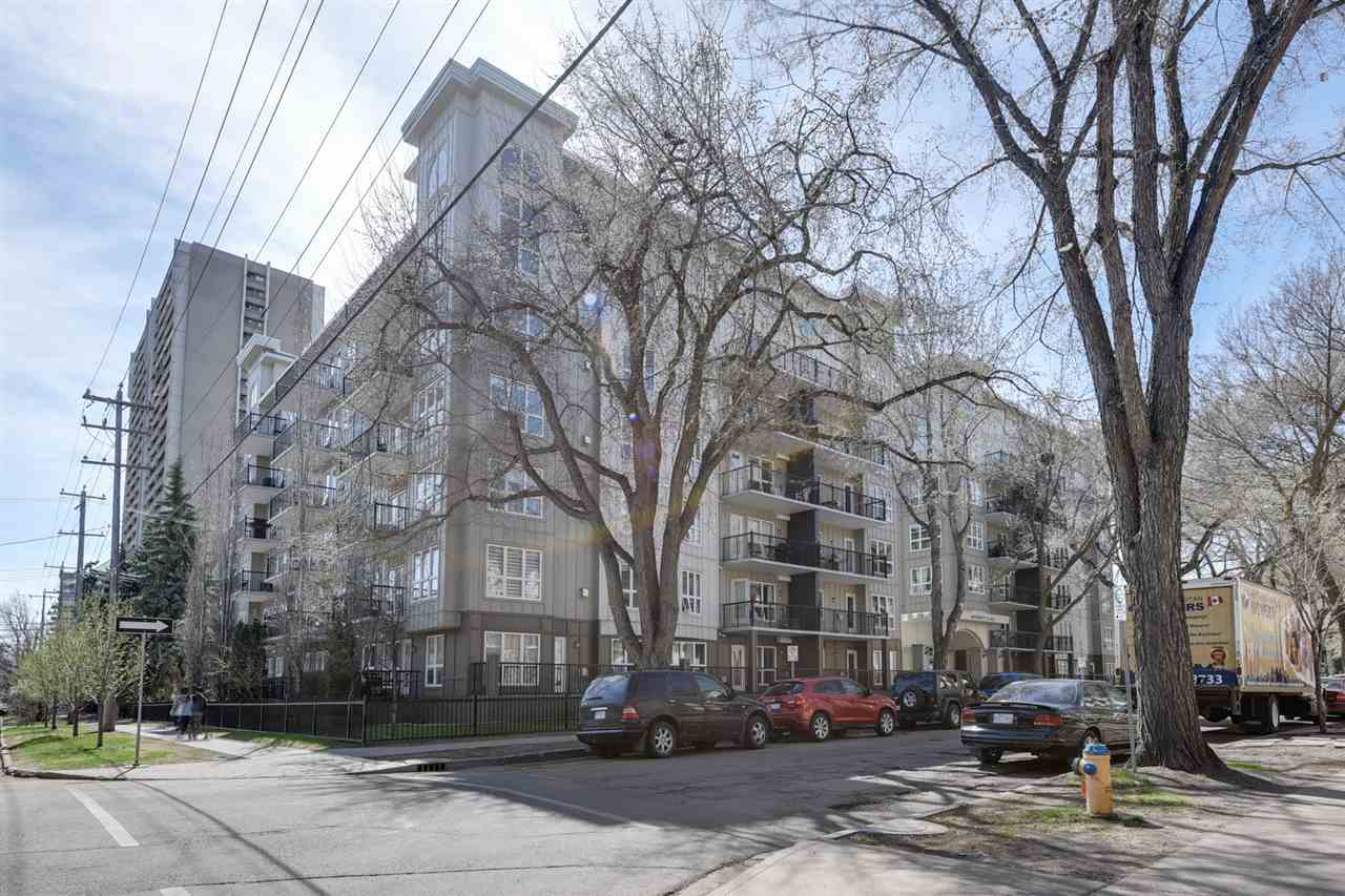 MLS® listing #E4156328 for sale located at 102 11103 84 Avenue
