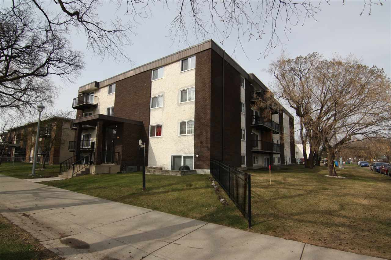 MLS® listing #E4156333 for sale located at 306 10740 105 Street