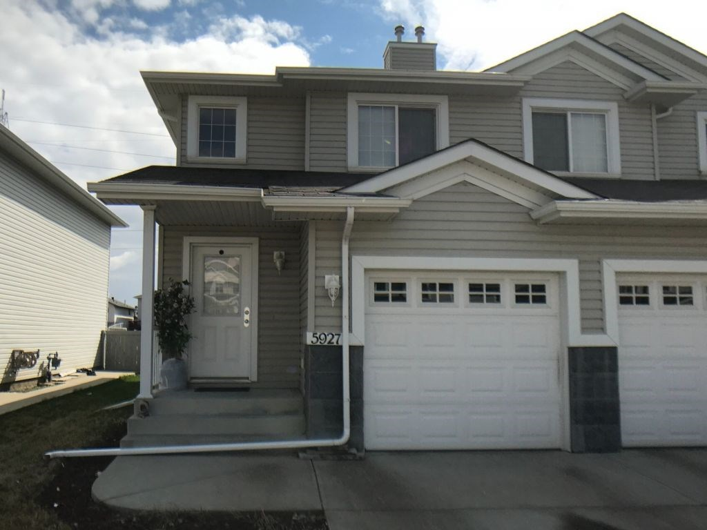 MLS® listing #E4156339 for sale located at 5927 164 Avenue