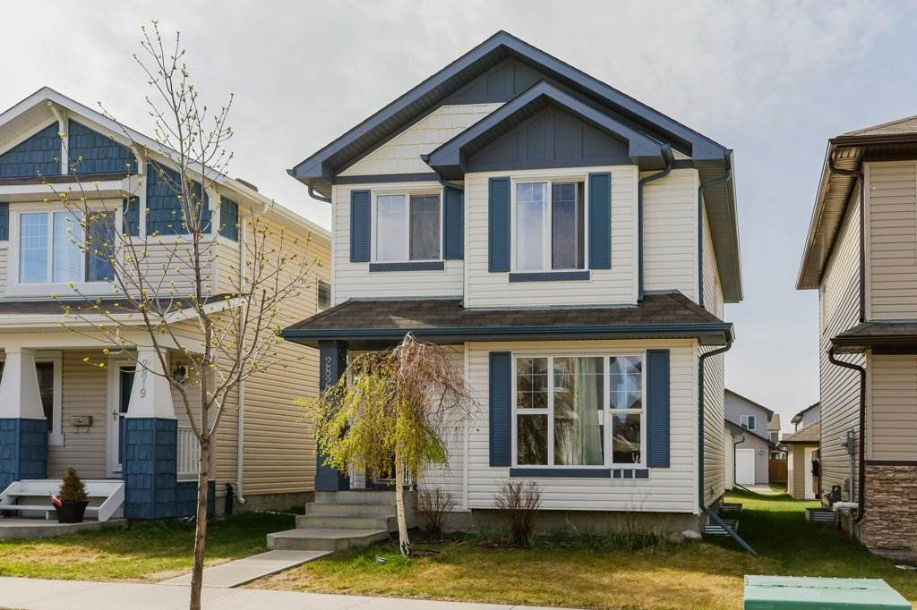 MLS® listing #E4156365 for sale located at 2823 20 Avenue