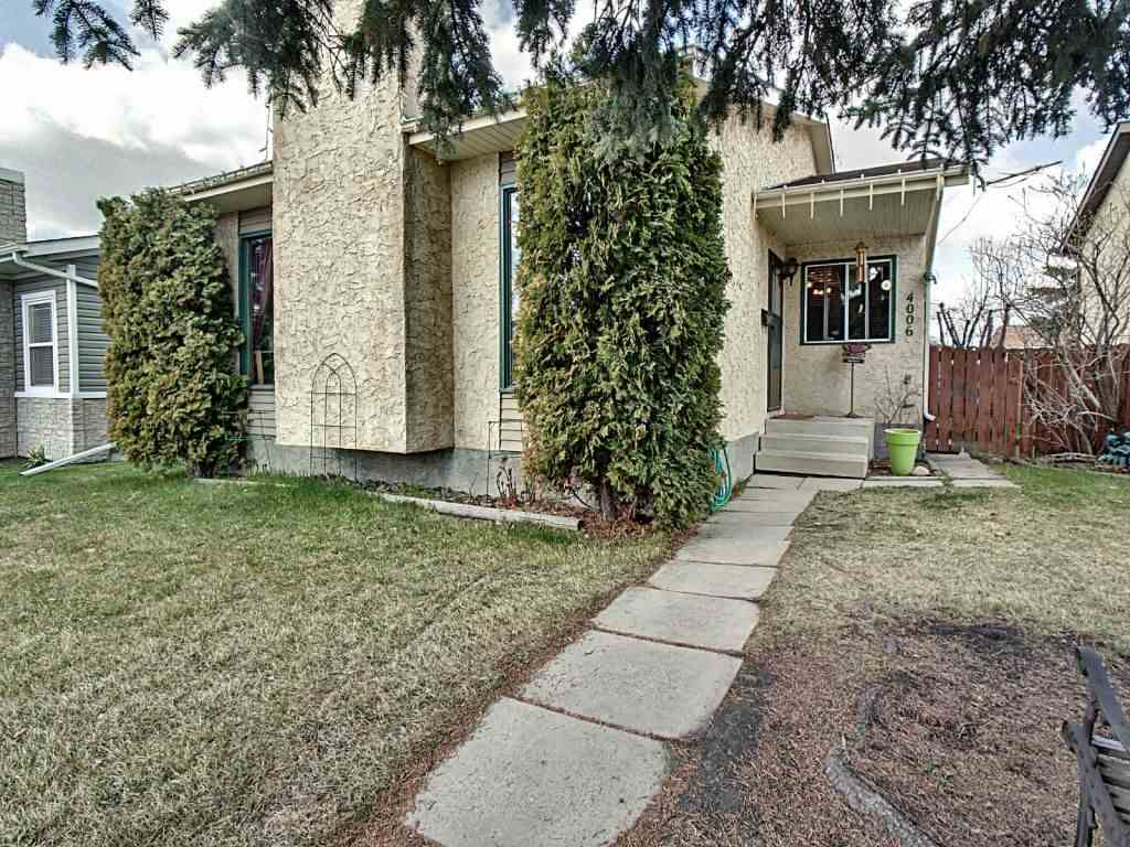 MLS® listing #E4156367 for sale located at 4006 41 Avenue