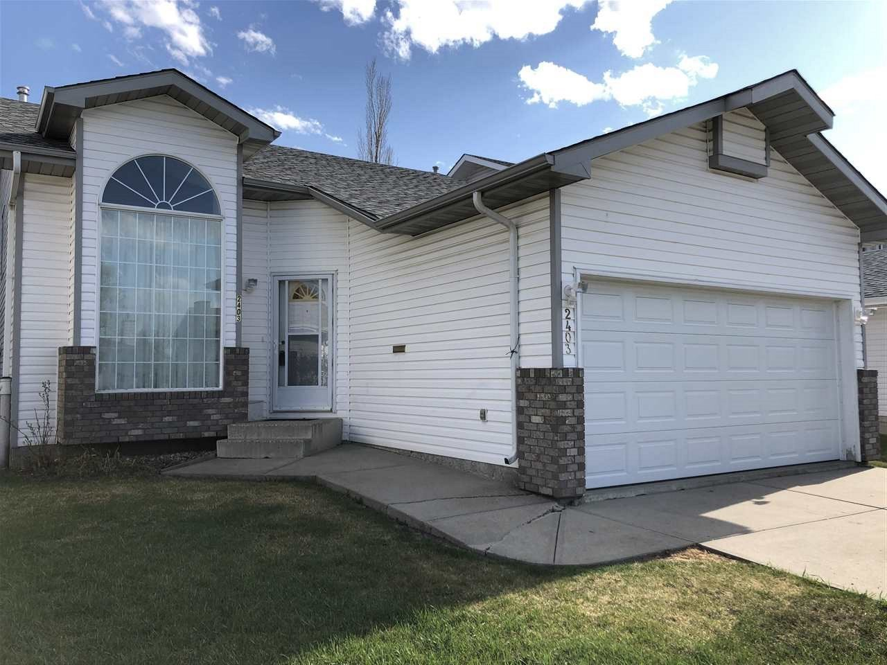 MLS® listing #E4156379 for sale located at 2403 133 Avenue