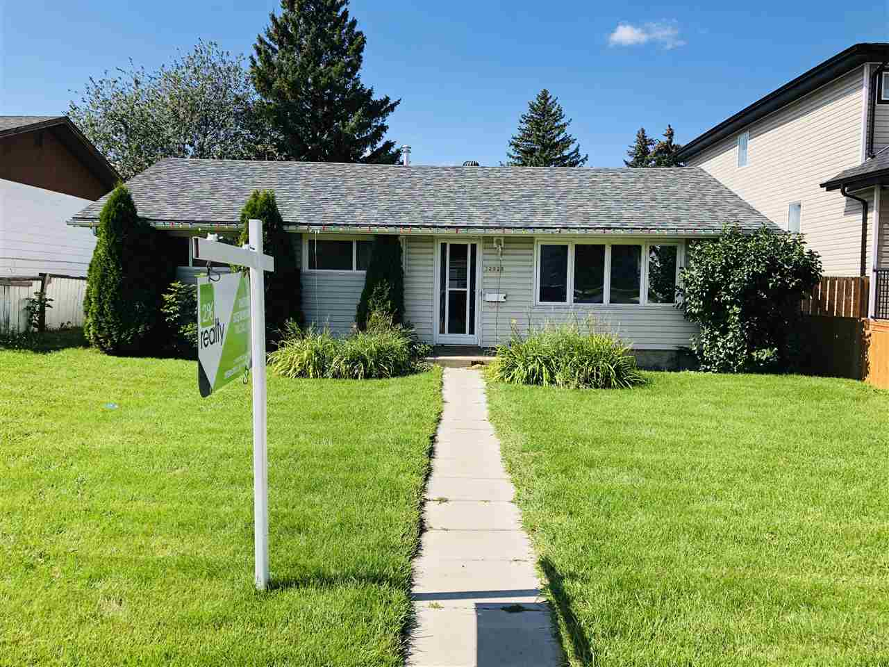 MLS® listing #E4156388 for sale located at 12928 85 Street NW