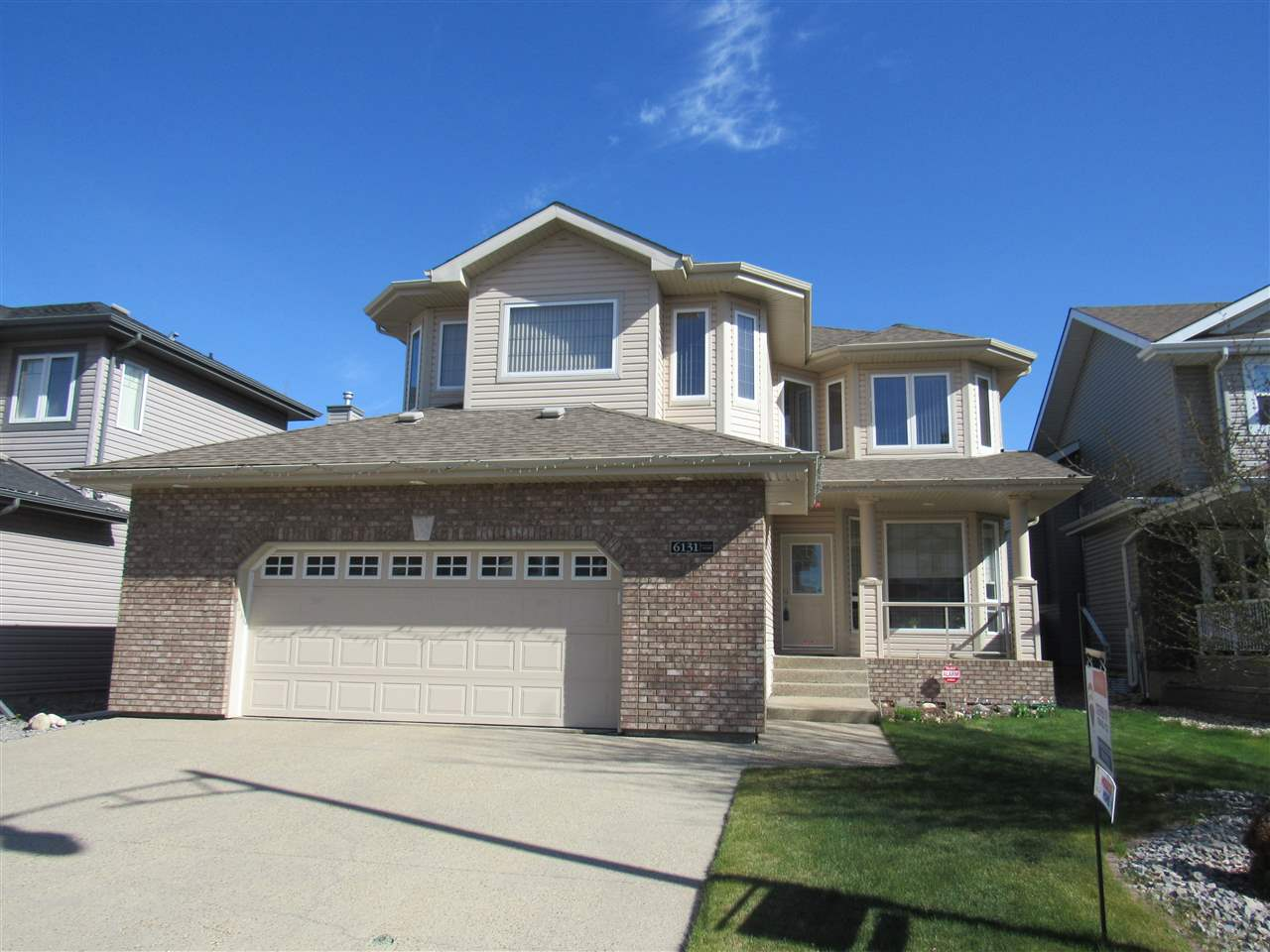MLS® listing #E4156398 for sale located at 6131 MAYNARD Crescent