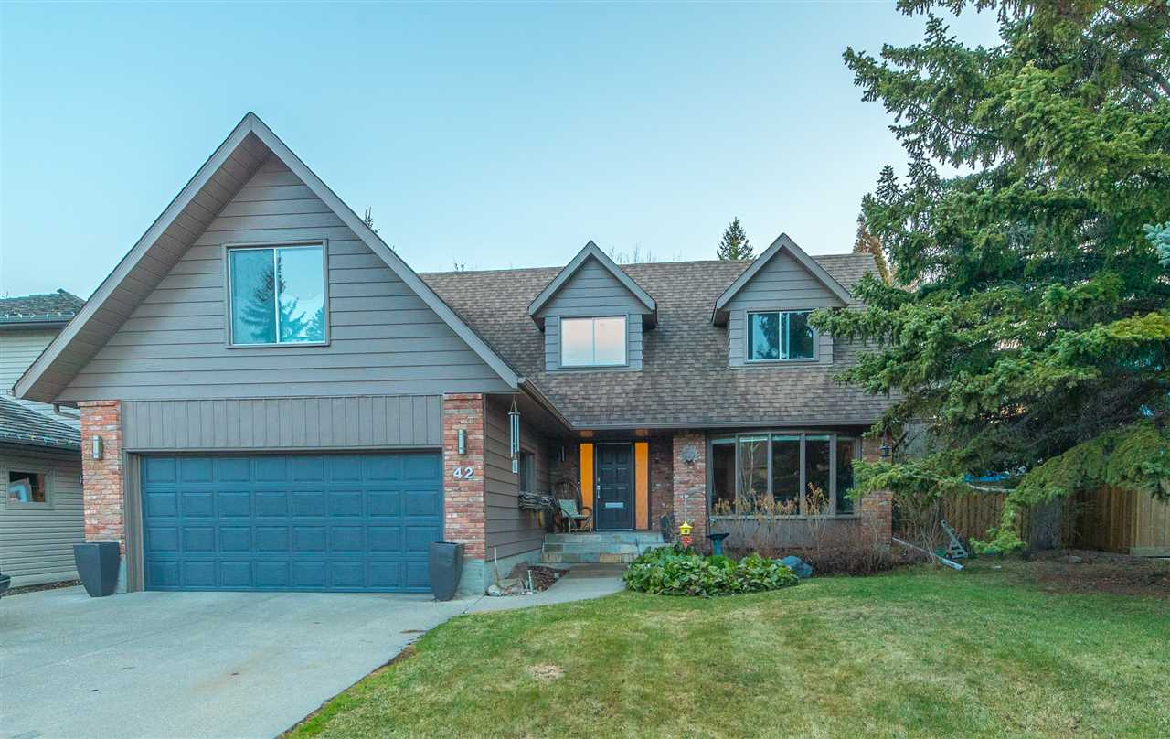 MLS® listing #E4156407 for sale located at 42 WOLF Crescent