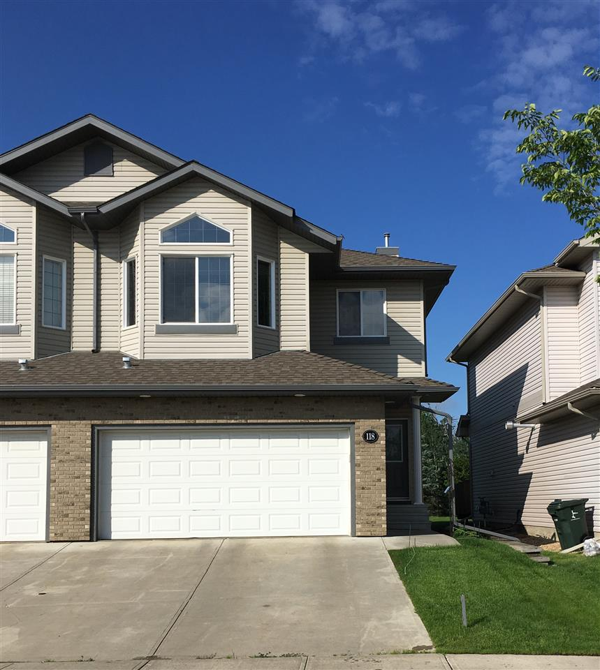 MLS® listing #E4156414 for sale located at 118 WESTERRA Boulevard