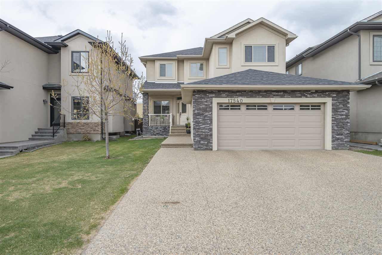 MLS® listing #E4156417 for sale located at 17540 110 Street